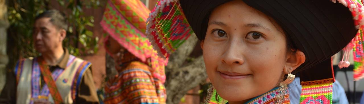 Thailand - Land des Lächelns