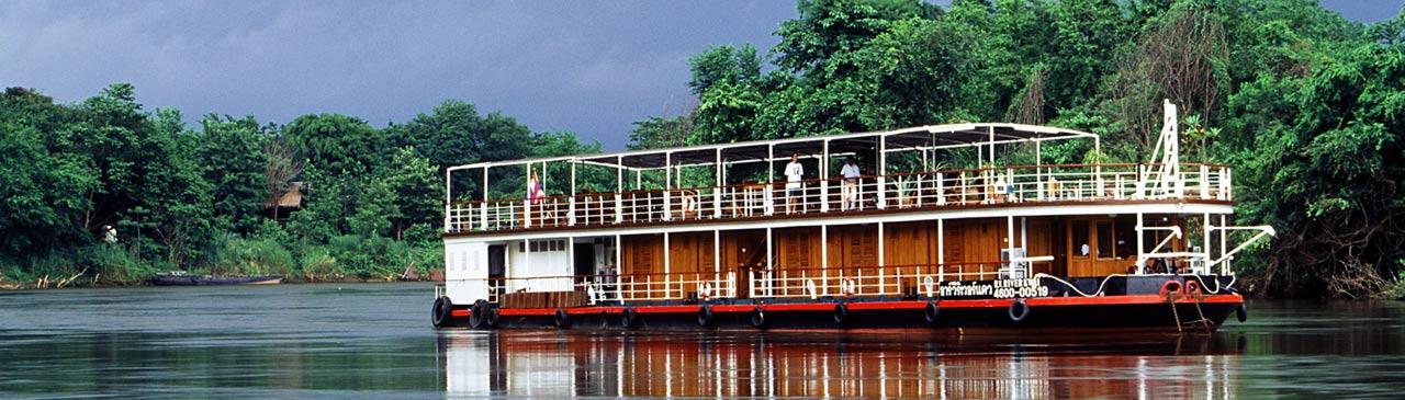 River Kwai Thailand