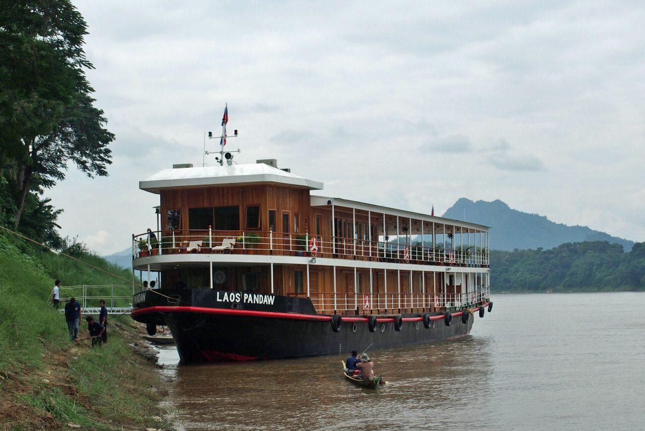 Vietnamtours Laos Pandaw Cruise
