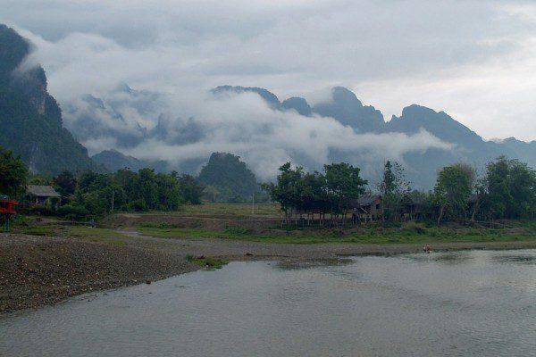 Laos Vang-Vieng