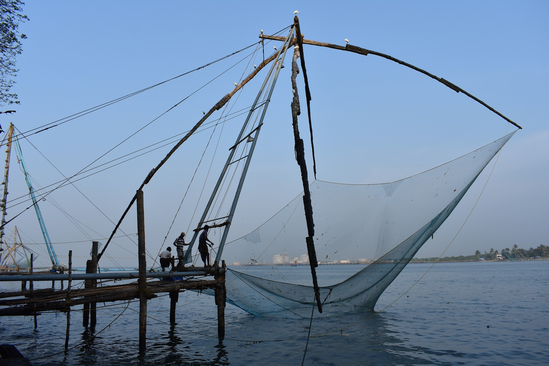 Kochi Chinese-Fishing-Nets
